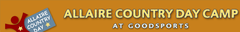 Allaire Country Day Camp - Wall NJ - Monmouth County